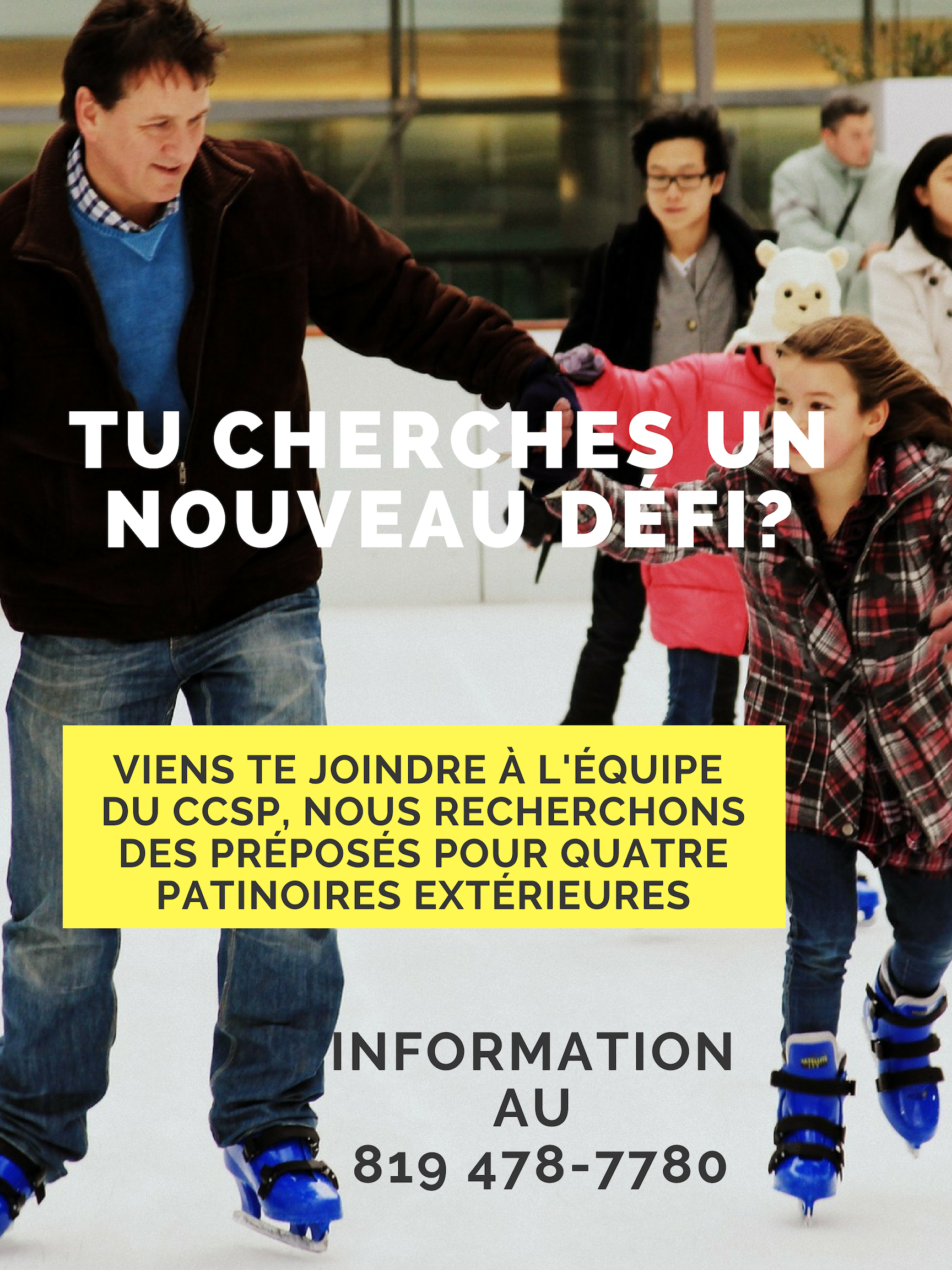 patinoire-site facebook